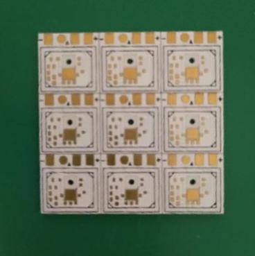 单面氧化铝陶瓷基板2